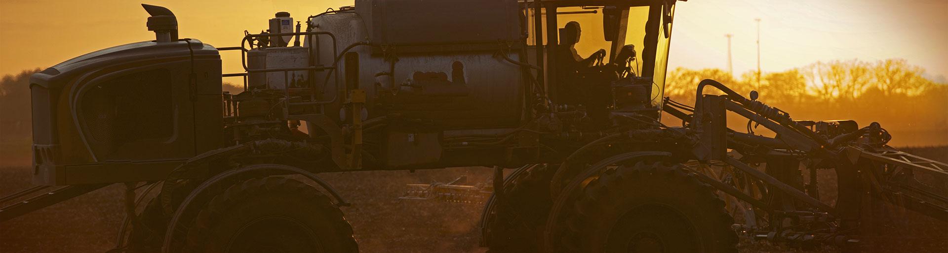 BP ACMM - Conduite de machine agricole